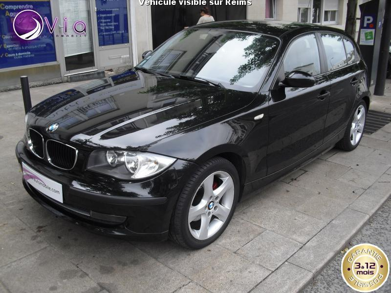 voiture bmw s rie 1 occasion diesel 2009 166890 km 7990 reims marne 992732777649. Black Bedroom Furniture Sets. Home Design Ideas