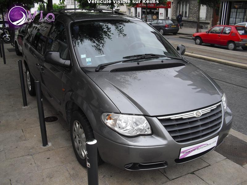 voiture chrysler grand voyager occasion diesel 2007 166893 km 5990 reims marne. Black Bedroom Furniture Sets. Home Design Ideas