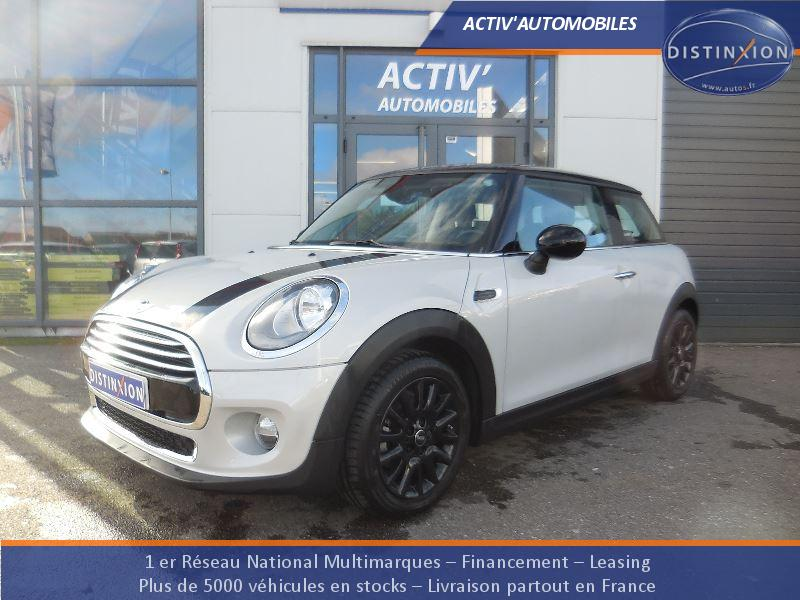 Voiture austin mini occasion diesel 2015 14192 km for Voiture occasion meurthe et moselle garage