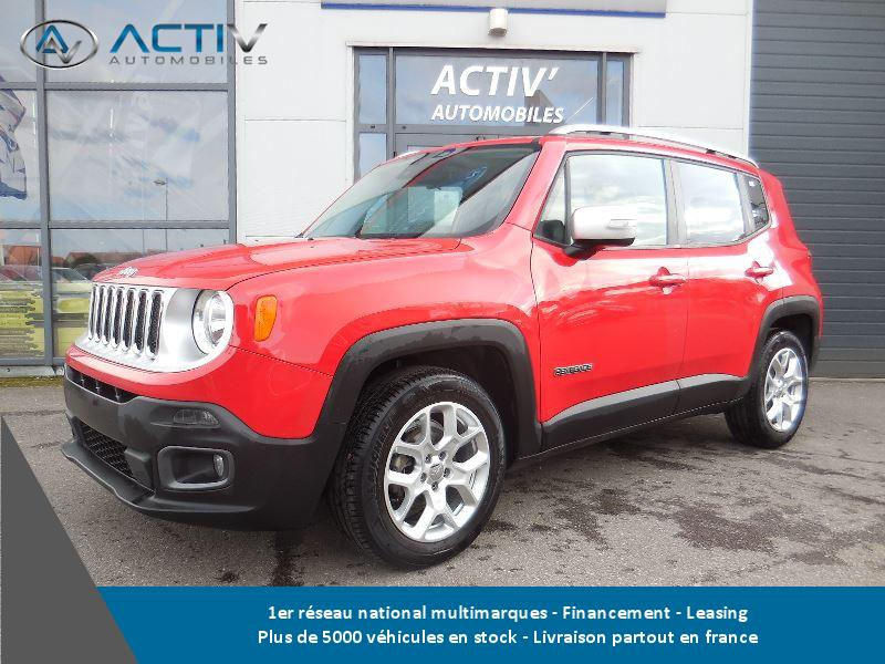 voiture jeep renegade occasion diesel 2015 18875 km 20680 laxou meurthe et moselle. Black Bedroom Furniture Sets. Home Design Ideas