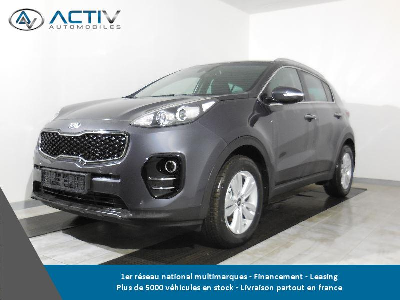voiture kia sportage occasion diesel 2016 10 km. Black Bedroom Furniture Sets. Home Design Ideas