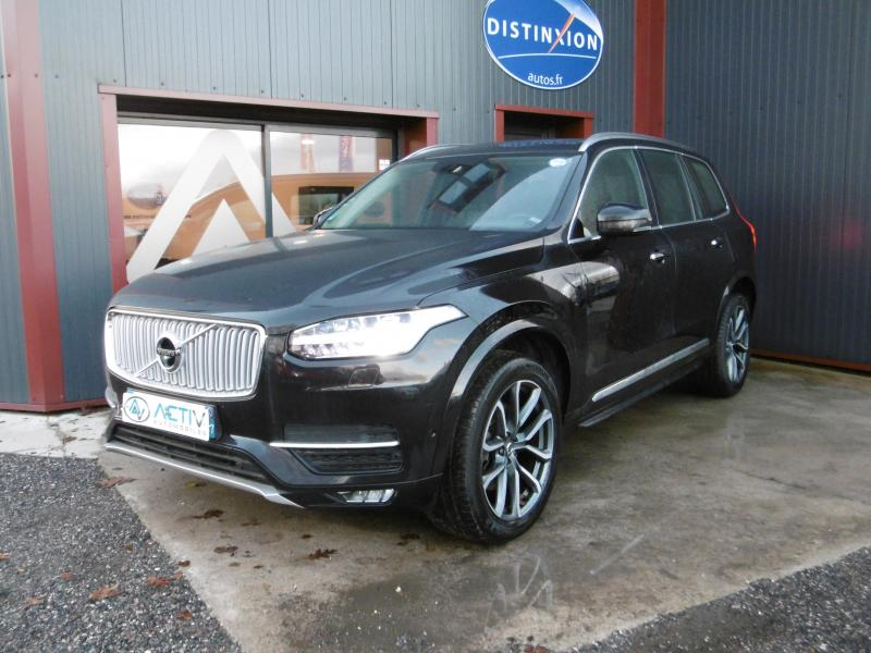 Volvo XC90 D5 awd 225 inscription geartronic 5 places 2015 occasion Bassens 33530