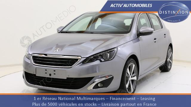 voiture peugeot 308 occasion diesel 2016 150 km 22370 laxou meurthe et moselle. Black Bedroom Furniture Sets. Home Design Ideas