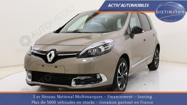 voiture renault sc nic occasion diesel 2016 150 km. Black Bedroom Furniture Sets. Home Design Ideas