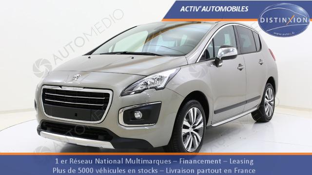 voiture peugeot 3008 occasion essence 2016 150 km 22670 laxou meurthe et moselle. Black Bedroom Furniture Sets. Home Design Ideas