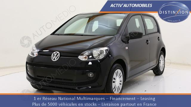 Voiture volkswagen up occasion essence 2016 150 km for Voiture occasion meurthe et moselle garage