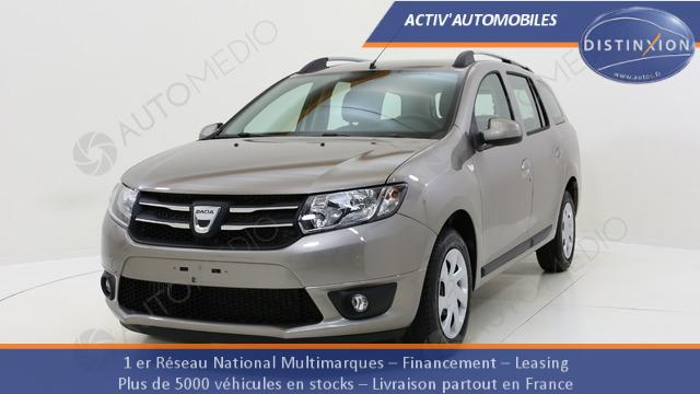 Voiture dacia logan occasion diesel 2016 150 km for Voiture occasion meurthe et moselle garage