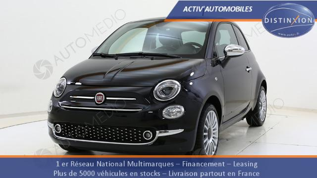voiture fiat 500 occasion essence 2016 150 km. Black Bedroom Furniture Sets. Home Design Ideas