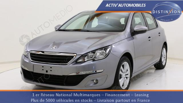 voiture peugeot 308 occasion essence 2016 150 km. Black Bedroom Furniture Sets. Home Design Ideas