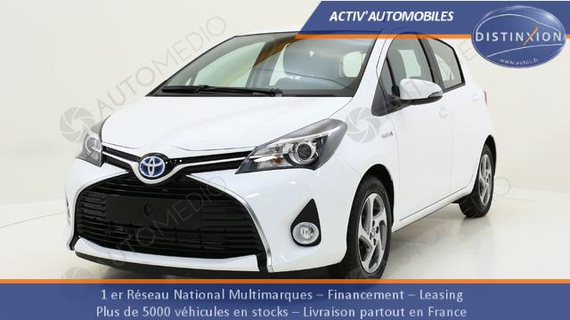 voiture toyota yaris occasion hybride 2016 150 km 17240 laxou meurthe et moselle. Black Bedroom Furniture Sets. Home Design Ideas