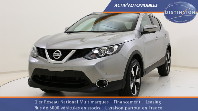 voiture nissan qashqai occasion diesel 2016 10 km 26920 laxou meurthe et moselle. Black Bedroom Furniture Sets. Home Design Ideas