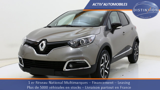voiture renault captur occasion essence 2016 10 km. Black Bedroom Furniture Sets. Home Design Ideas