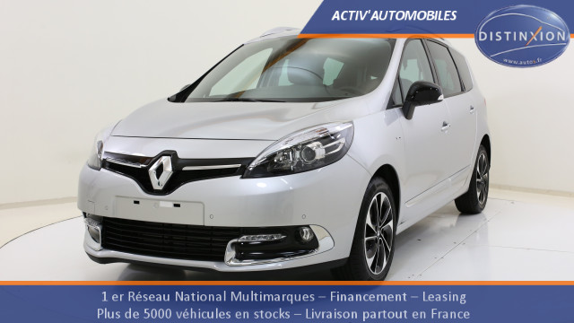 voiture renault sc nic occasion diesel 2016 10 km 21690 laxou meurthe et moselle. Black Bedroom Furniture Sets. Home Design Ideas