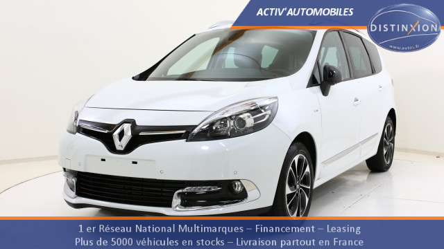 voiture renault sc nic occasion diesel 2016 10 km 21260 laxou meurthe et moselle. Black Bedroom Furniture Sets. Home Design Ideas