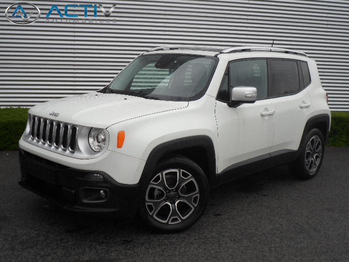 Voiture jeep renegade occasion diesel 2014 7154 km for Voiture occasion meurthe et moselle garage