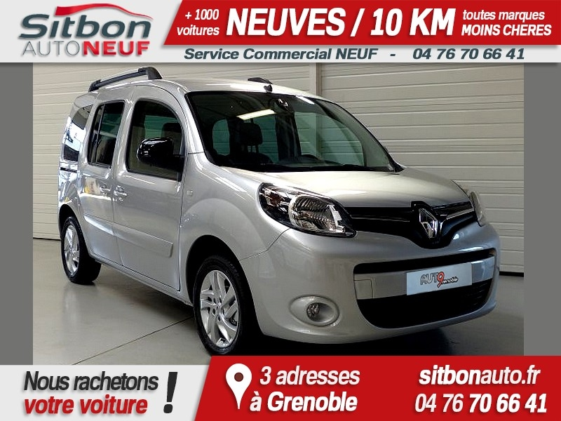 voiture renault kangoo occasion diesel 2016 10 km 17995 grenoble is re 992733124405. Black Bedroom Furniture Sets. Home Design Ideas