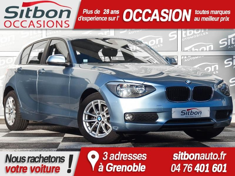 voiture bmw s rie 1 occasion diesel 2012 90000 km 16980 grenoble is re 992731902371. Black Bedroom Furniture Sets. Home Design Ideas