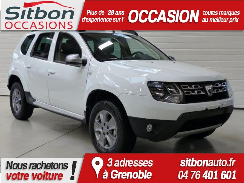 voiture dacia duster occasion 2016 10 km 16390 grenoble is re 992733070365. Black Bedroom Furniture Sets. Home Design Ideas