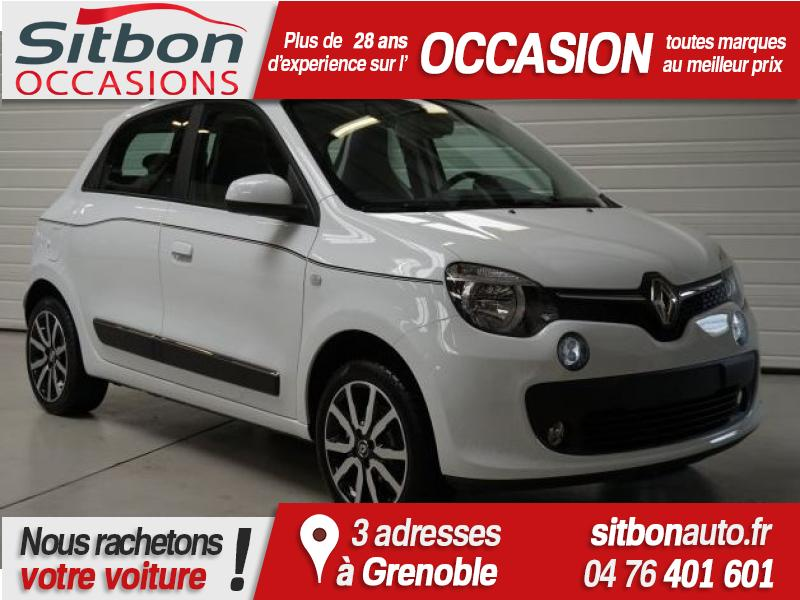 voiture renault twingo occasion 2016 10 km 12495 grenoble is re 992732162905. Black Bedroom Furniture Sets. Home Design Ideas