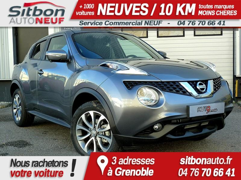 voiture nissan juke occasion 2016 10 km 18595. Black Bedroom Furniture Sets. Home Design Ideas