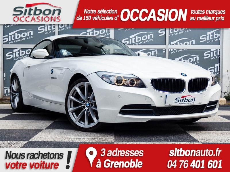 voiture bmw z4 occasion 2010 19278 km 26980 grenoble is re 992732636674. Black Bedroom Furniture Sets. Home Design Ideas