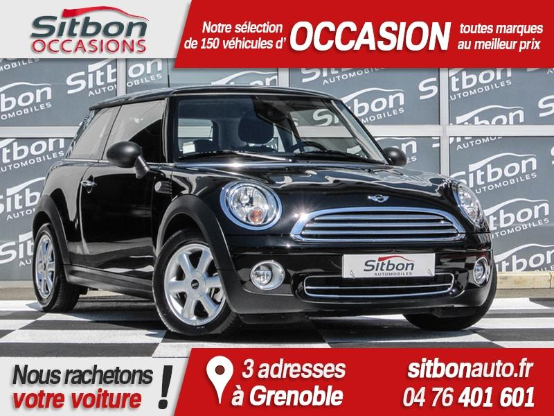 voiture austin mini occasion 2010 60000 km 9980 grenoble is re 992732444722. Black Bedroom Furniture Sets. Home Design Ideas