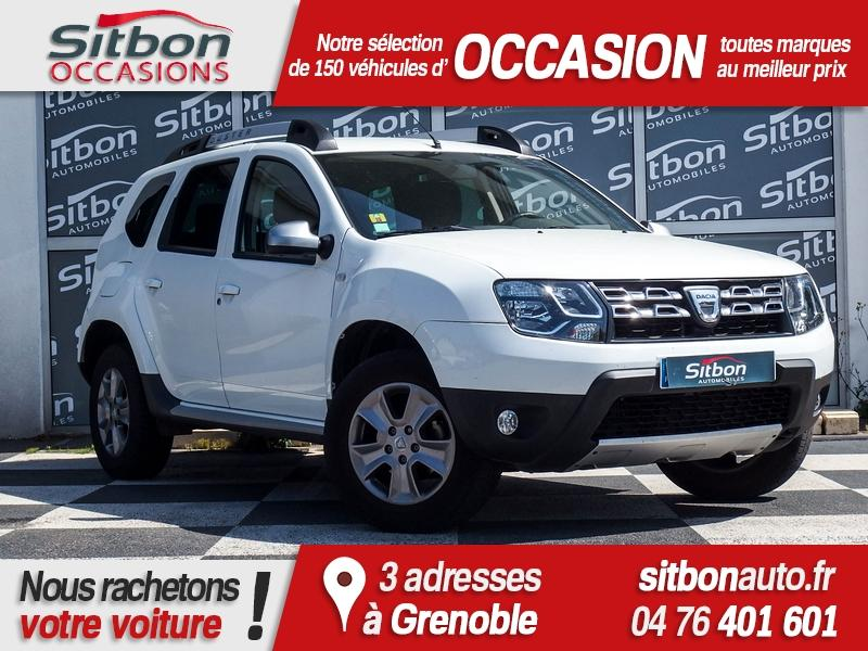 voiture dacia duster occasion diesel 2014 44197 km. Black Bedroom Furniture Sets. Home Design Ideas