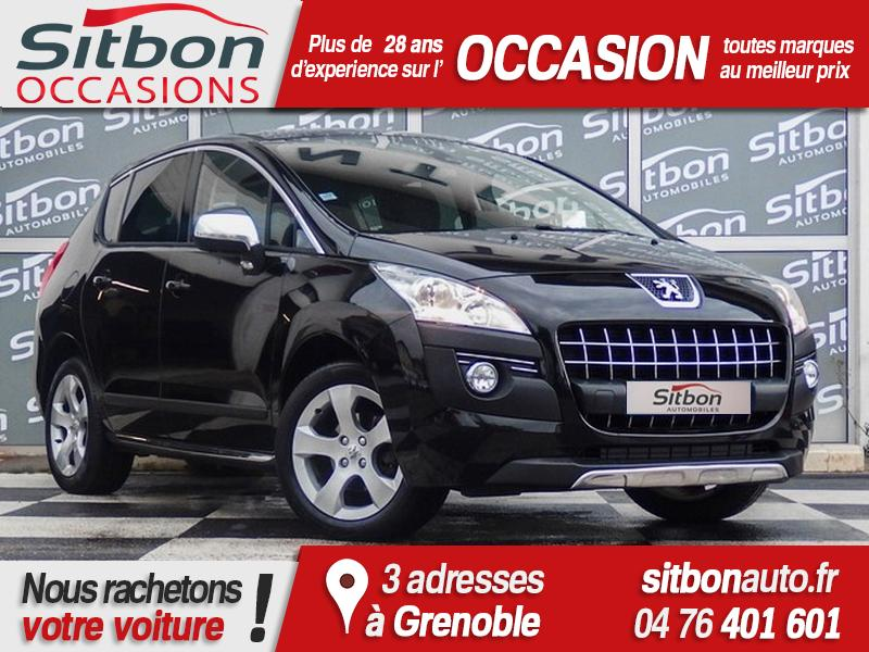 voiture peugeot 3008 occasion diesel 2012 66381 km 14980 grenoble is re 992732610638. Black Bedroom Furniture Sets. Home Design Ideas