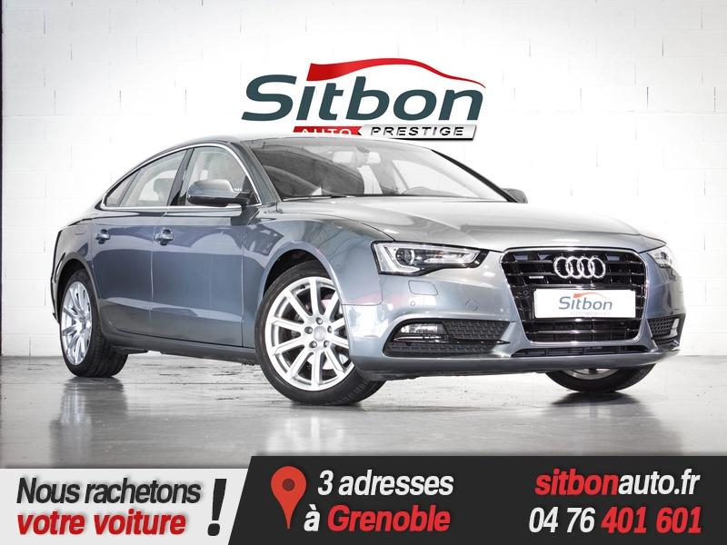voiture audi a5 occasion diesel 2013 57677 km 29980 grenoble is re 992732936784. Black Bedroom Furniture Sets. Home Design Ideas
