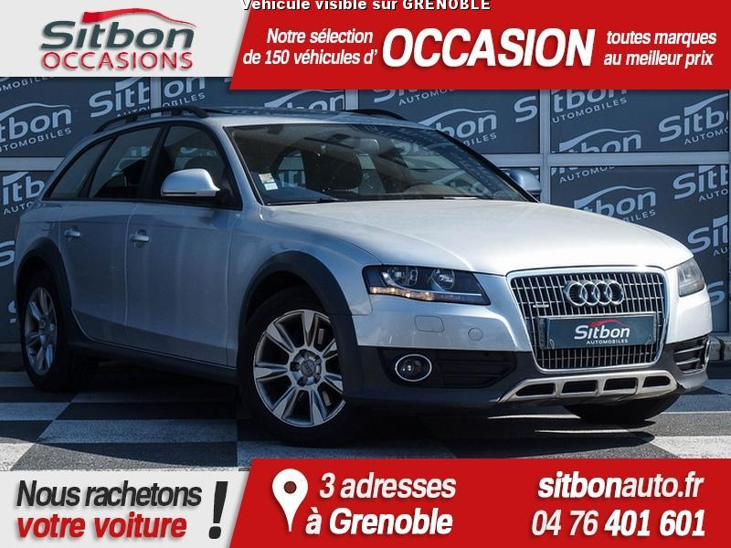 voiture audi a4 occasion 2010 130000 km 18980 grenoble is re 992733255231. Black Bedroom Furniture Sets. Home Design Ideas