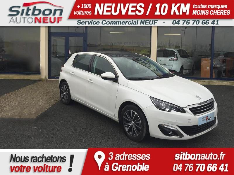 voiture peugeot 308 occasion diesel 2016 1 km 21990 grenoble is re 992733236907. Black Bedroom Furniture Sets. Home Design Ideas