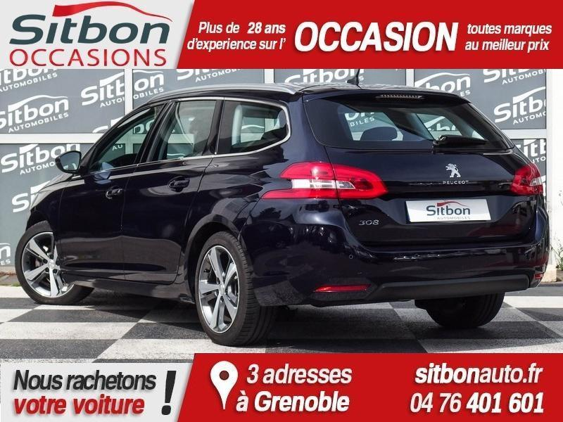 voiture peugeot 308 sw occasion 2015 18840 km 17980 grenoble is re 992733240918. Black Bedroom Furniture Sets. Home Design Ideas