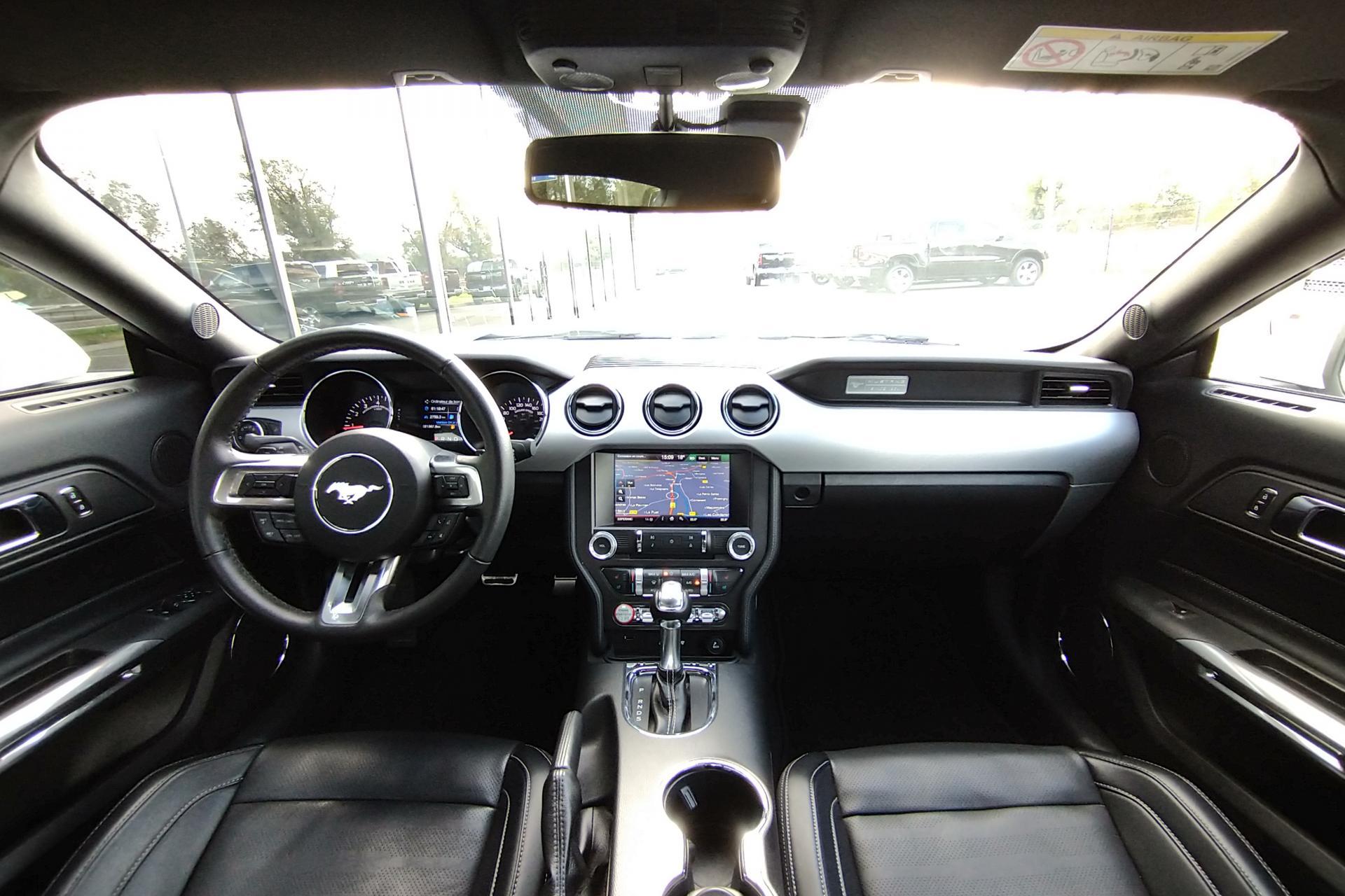 FORD MUSTANG GT V8 5,0L BVA 2017