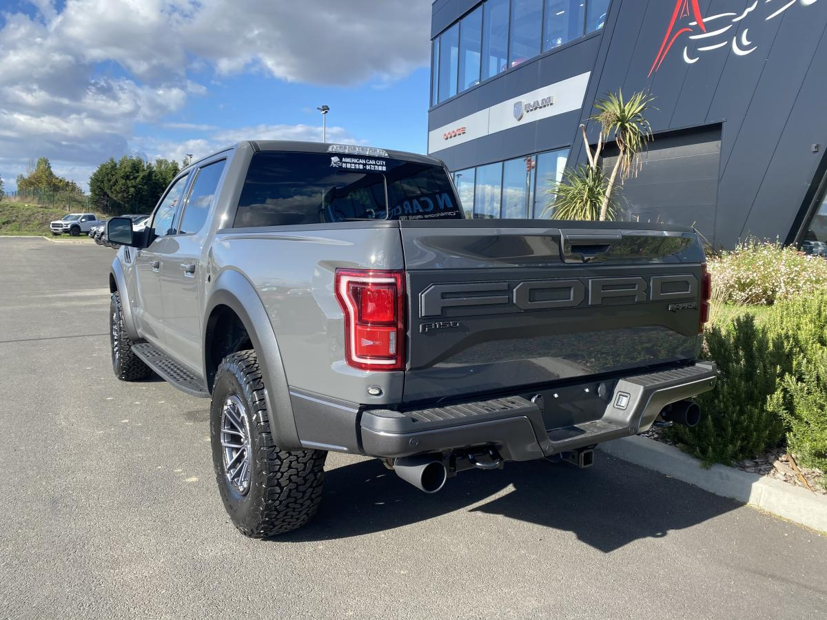 FORD F150 RAPTOR Supercrew 2020 - V6 3.5L 450CH