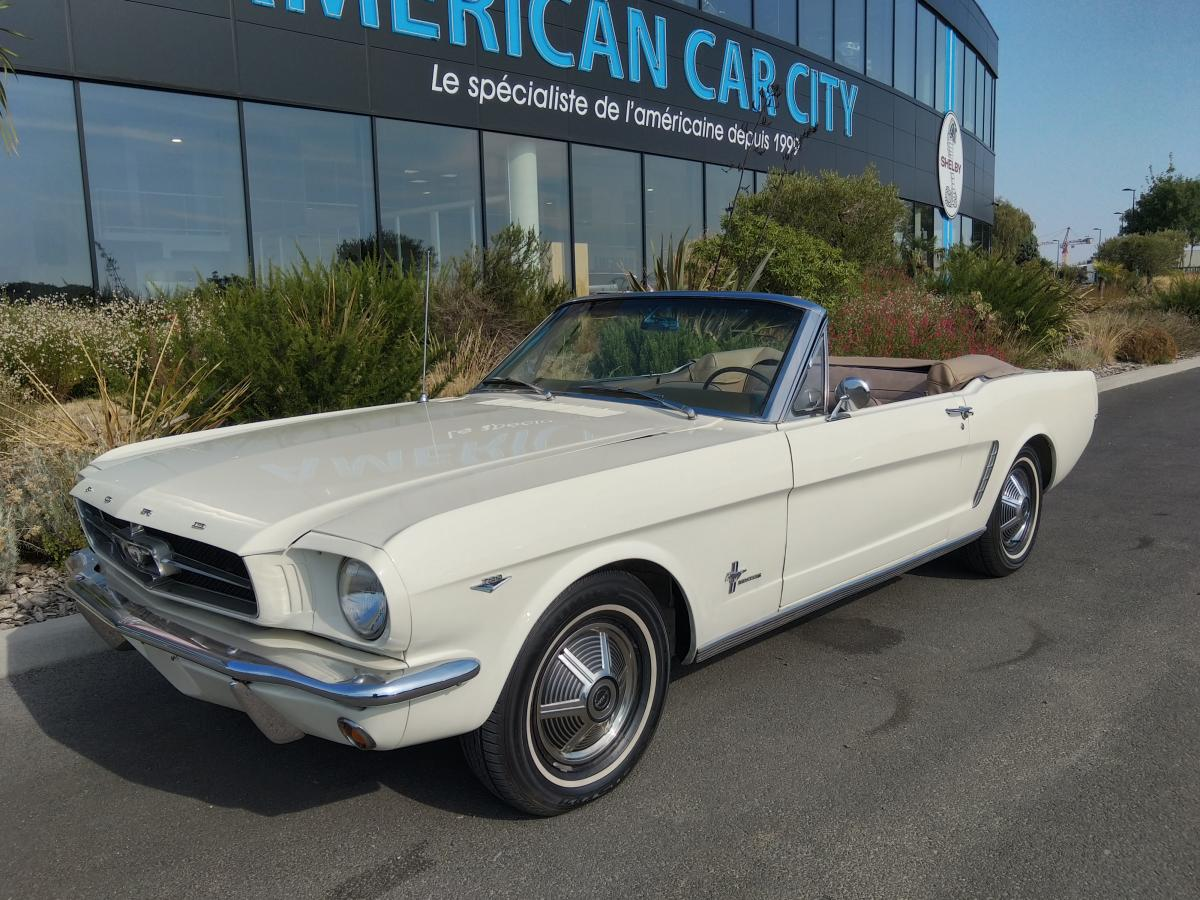 FORD MUSTANG CONVERTIBLE 1964 1/2