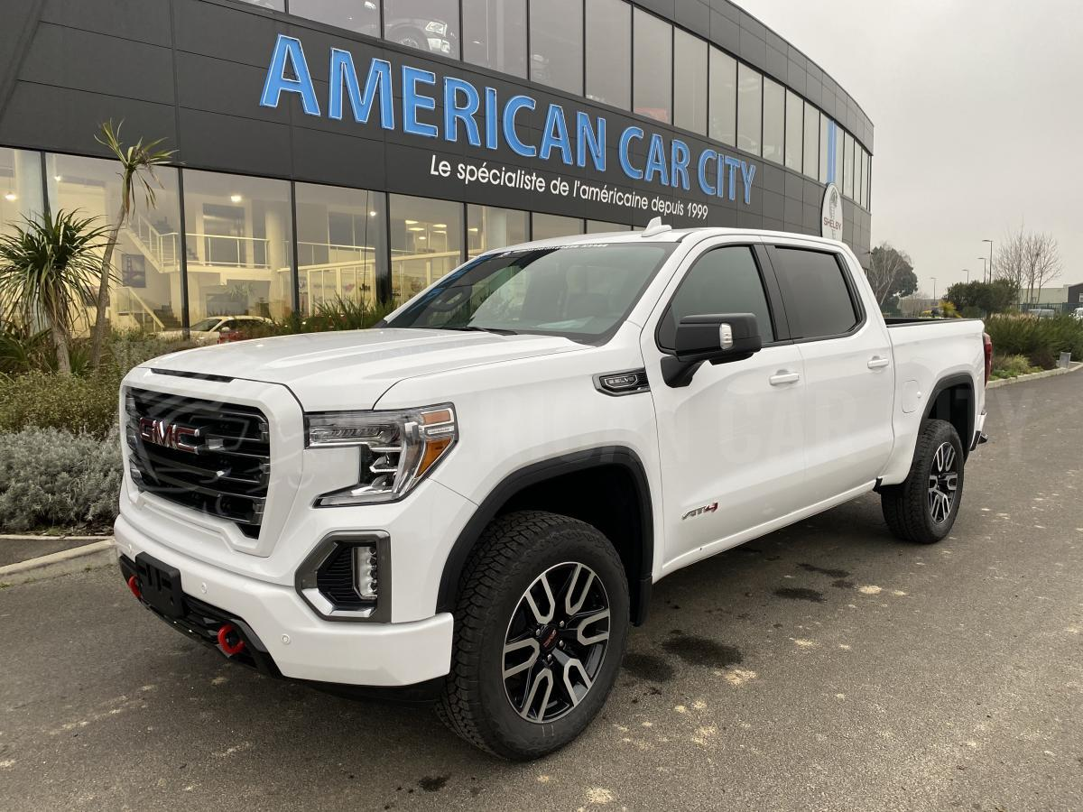 GMC Sierra 1500 CREW CAB AT4 Carbon Pro Edition