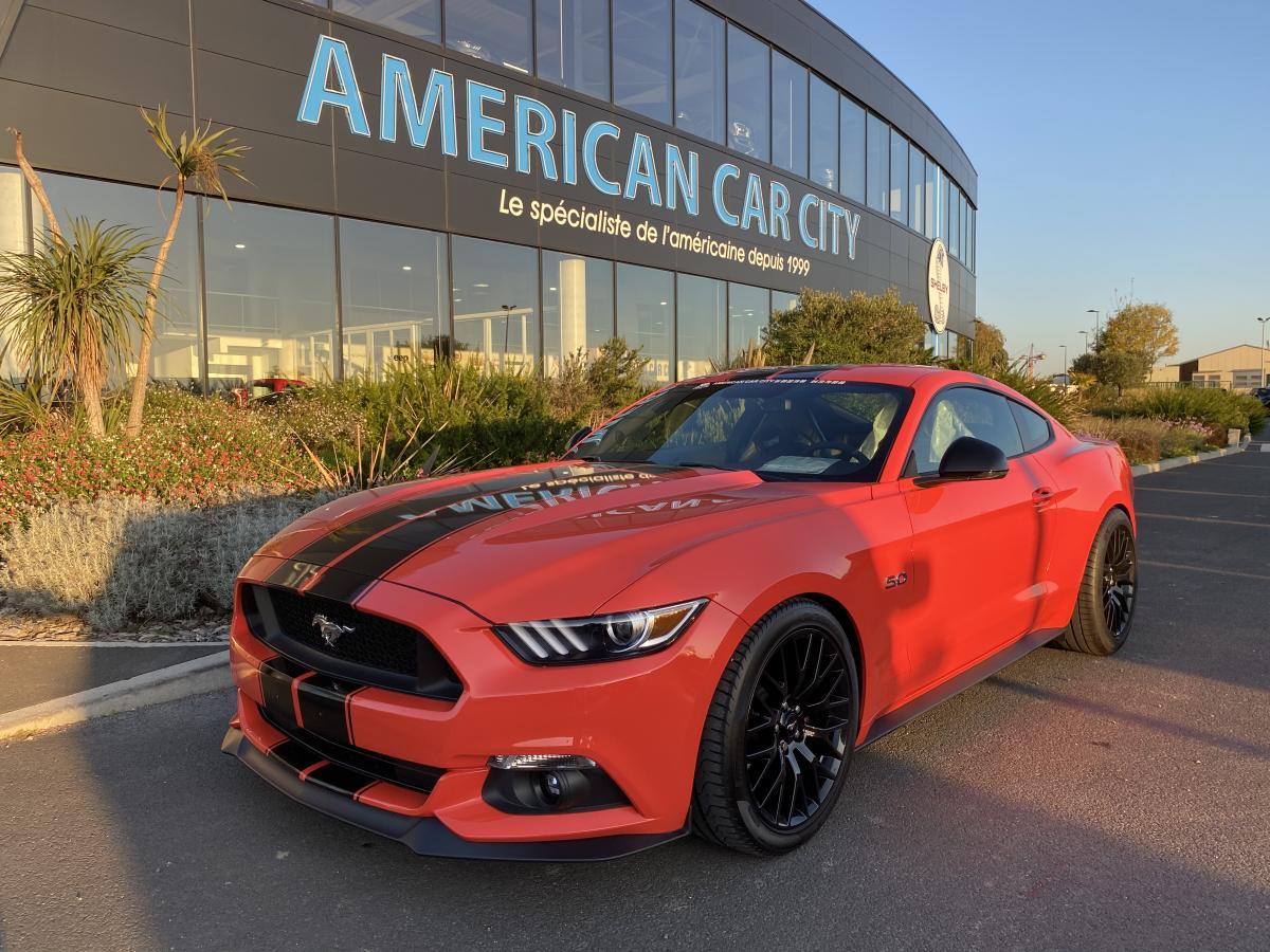 FORD MUSTANG GT V8 5.0L BVM 2017