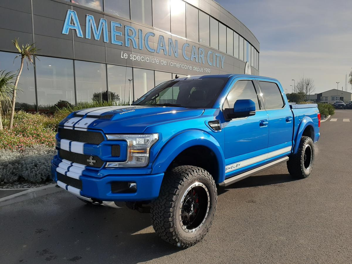 FORD F150 SHELBY OFFROAD V8 5.0L BVA 2020