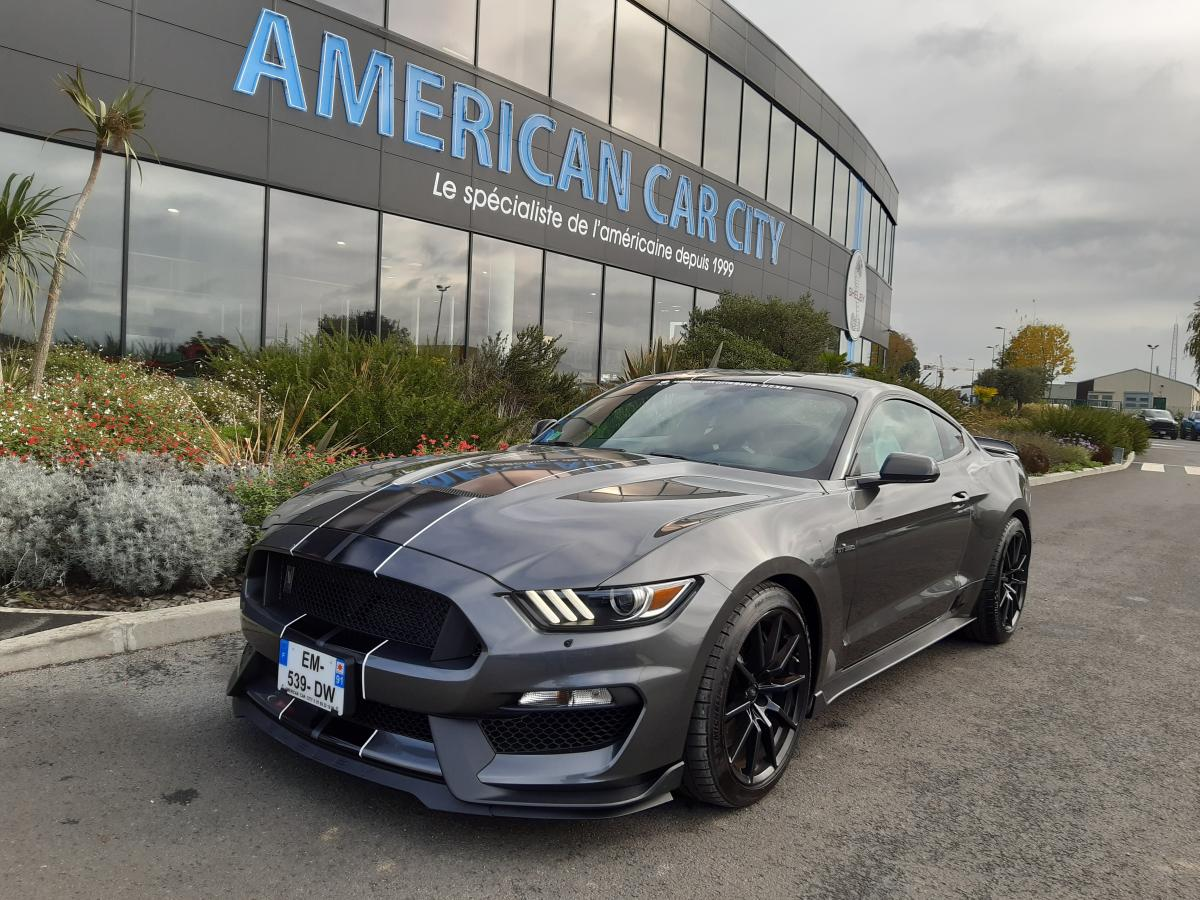 FORD MUSTANG Shelby GT350 V8 5.2L 526ch 2017
