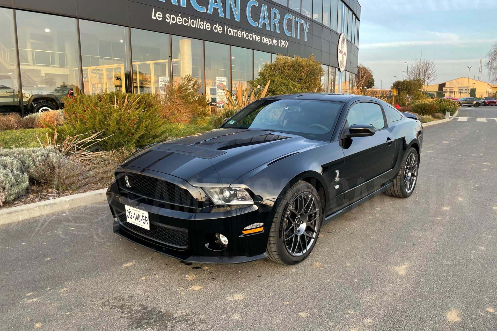 FORD MUSTANG SHELBY GT500 5.4L V8 COMPRESSE