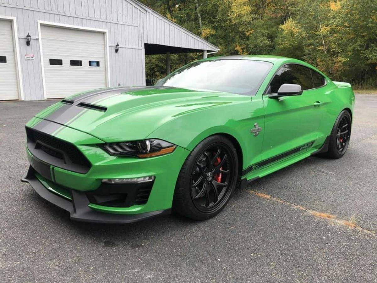 FORD MUSTANG SHELBY SUPER SNAKE V8 5.0L 825ch