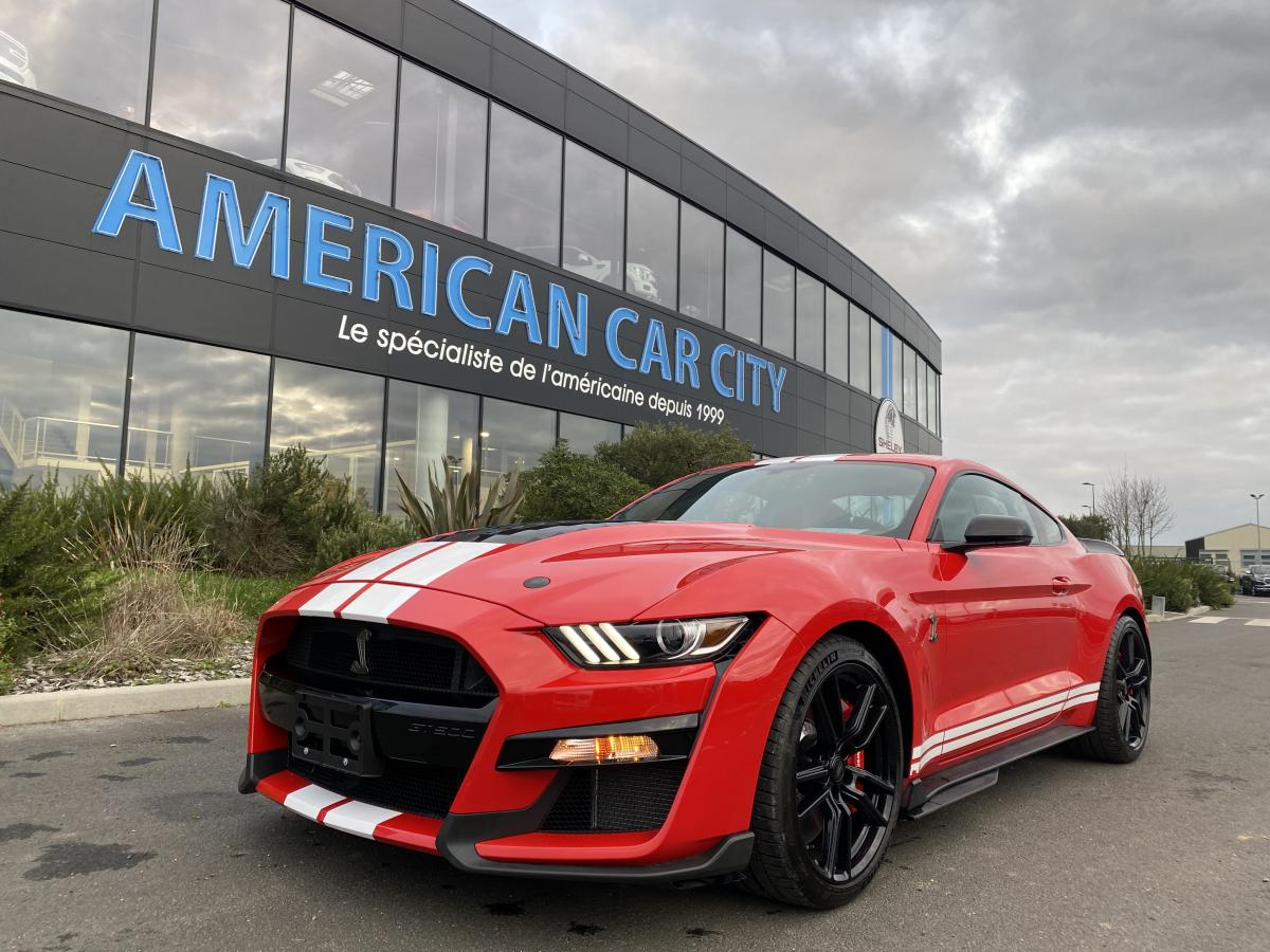 FORD MUSTANG Shelby GT500 2020 - MALUS INCLUS