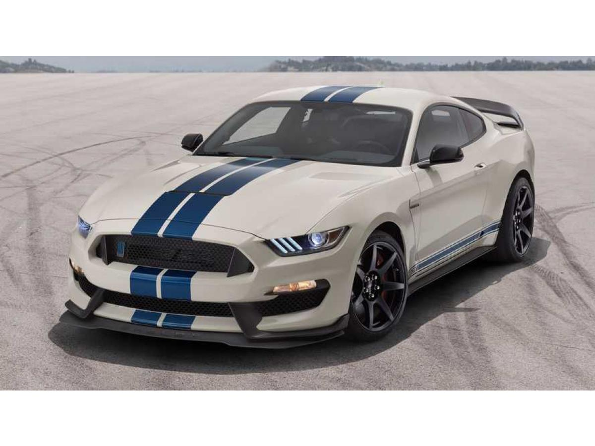 FORD MUSTANG Shelby GT350R HERITAGE V8 5.2L 526ch