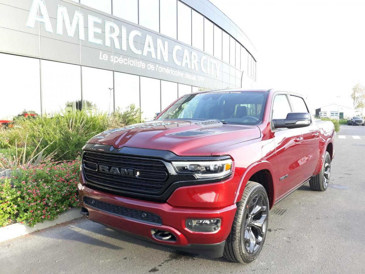 DODGE RAM 1500 CREW LIMITED NIGHT EDITION BOX 2021