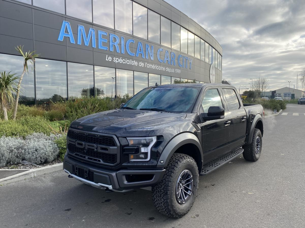 FORD F150 RAPTOR SUPERCREW V6 3,5L EcoBoost 2020