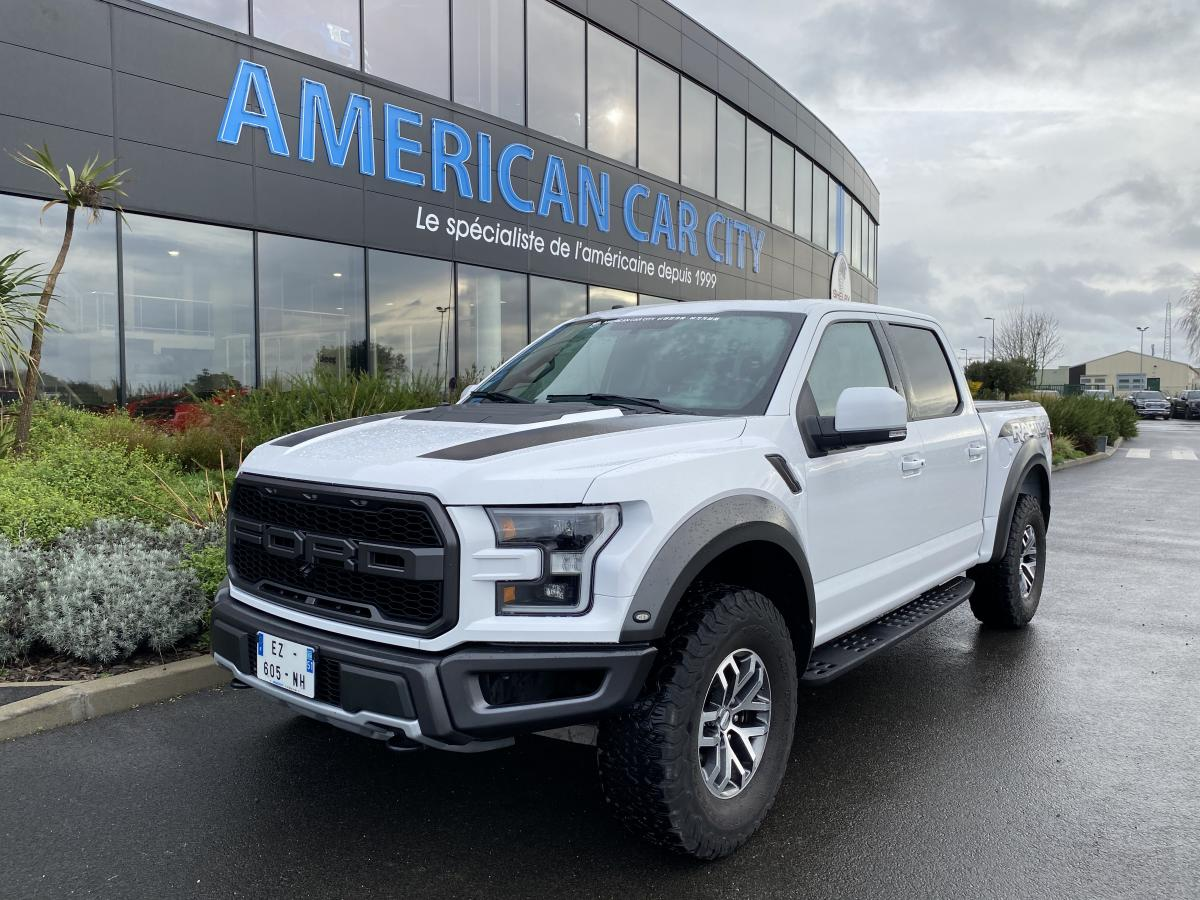 FORD F150 Raptor supercrew V6 3,5L ecoboost 2018