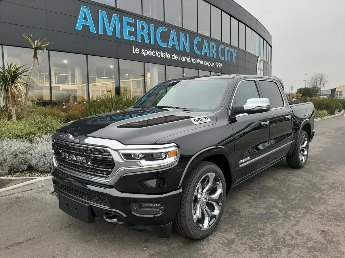 DODGE RAM 1500 CREW LIMITED AIR 2020
