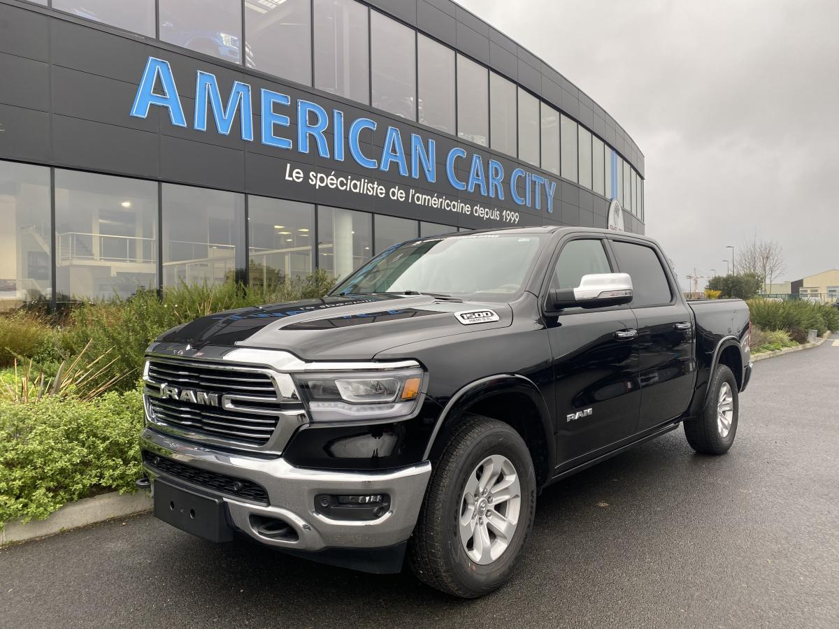 DODGE RAM 1500 CREW LARAMIE AIR GPL 2019