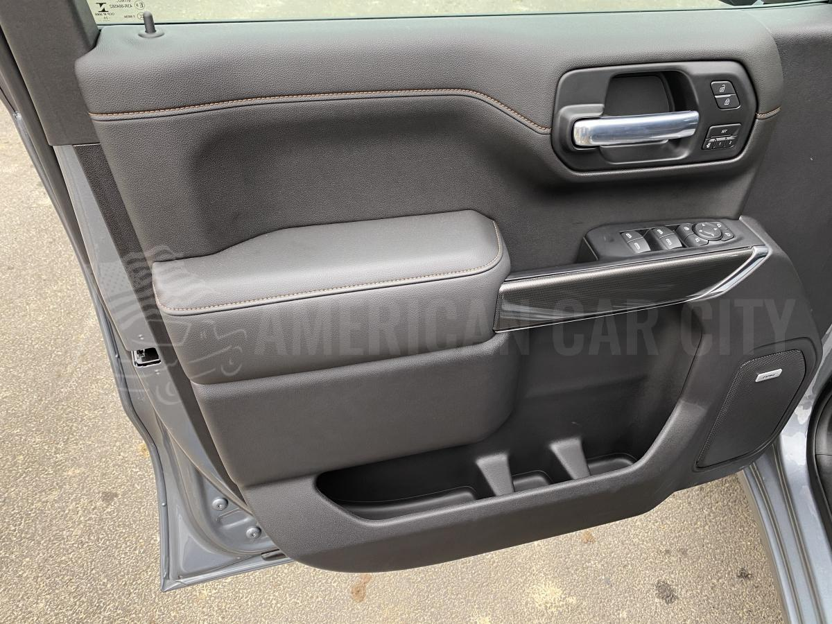GMC Sierra 1500 CREW CAB AT4 Carbon Pro Edition