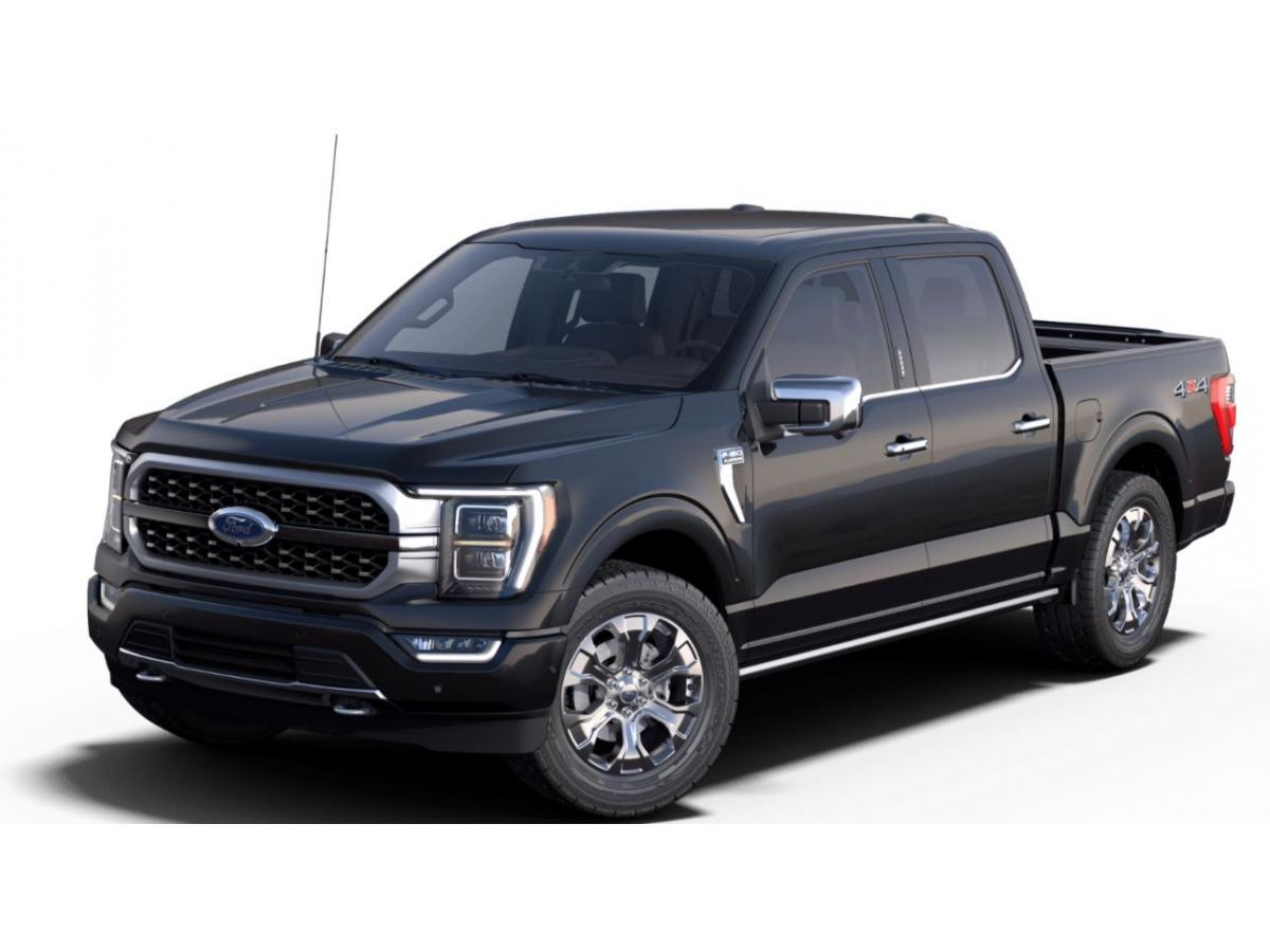 FORD F150 Supercrew Platinum V8 5.0L FLEXFUEL